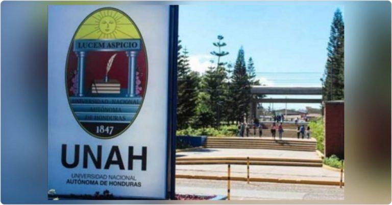 UNAH: alza en matrículas se mantiene, pese a emergencias vividas en el país