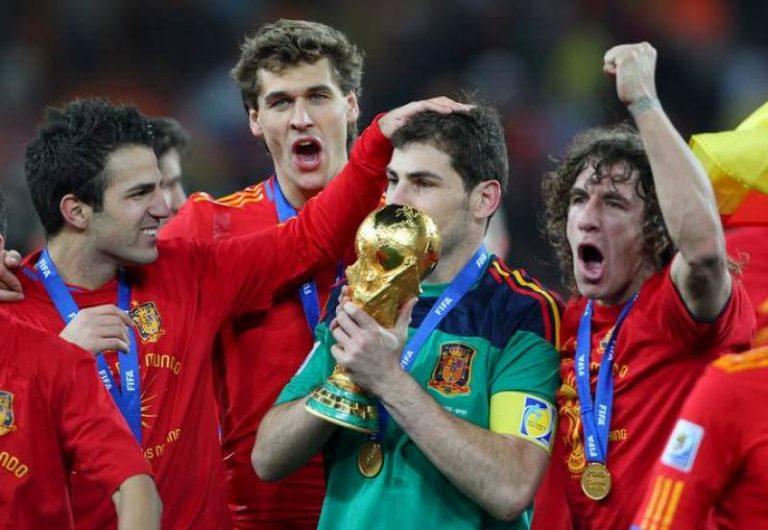 HOY EN LA HISTORIA: España consigue la gloria eterna en Sudáfrica
