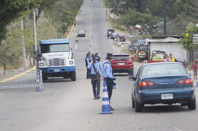 COVID-19: Medidas establecen que hoy nadie circula en Honduras