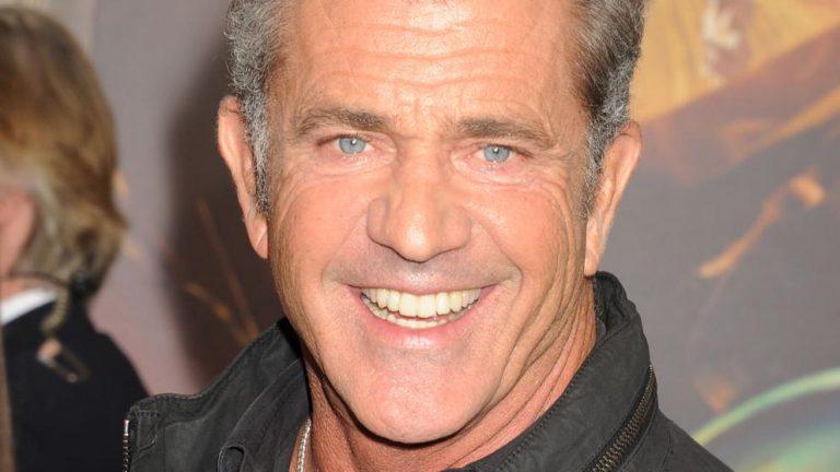 Mel Gibson estuvo hospitalizado tras dar positivo al COVID-19