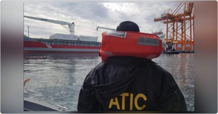 MP se mantiene firme: contenedores no pueden salir del puerto sin inspección