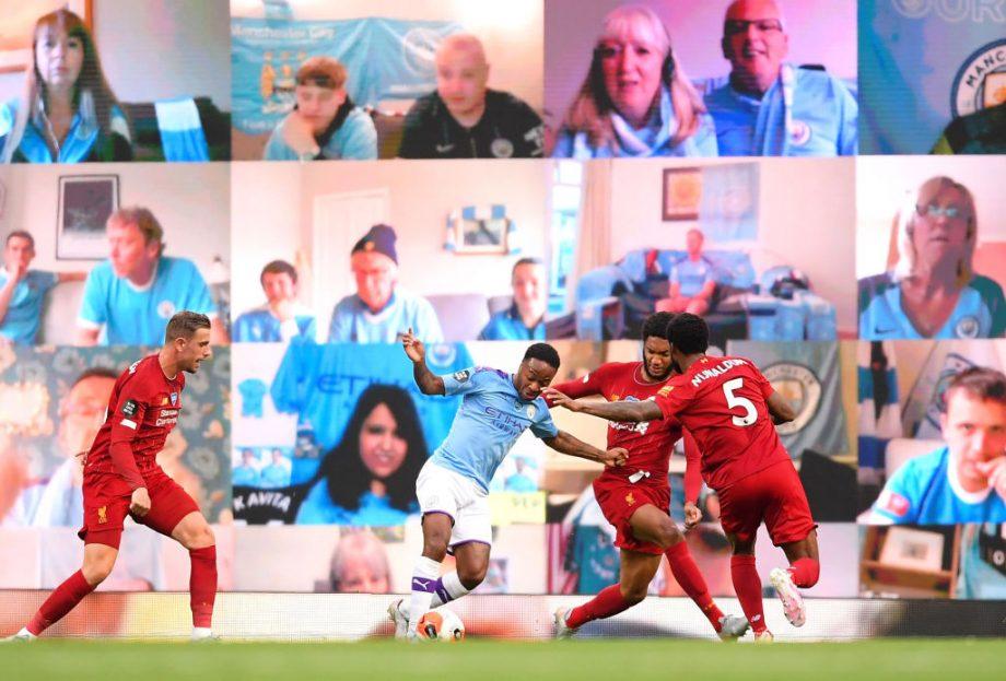 Pasillo y goleada: Manchester City humilla al campeón de la Premier League