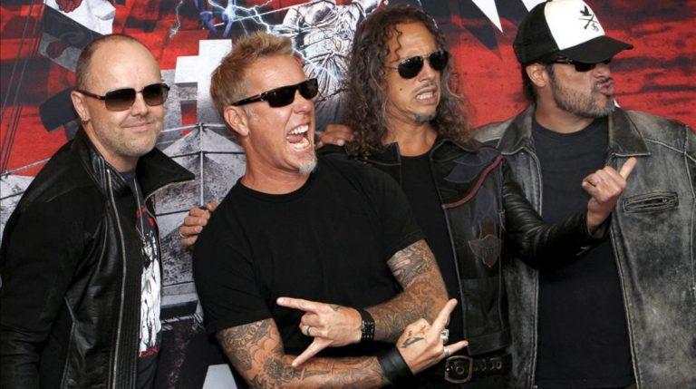 Lunes de metal: Metallica continúa con conciertos inéditos para sus fans
