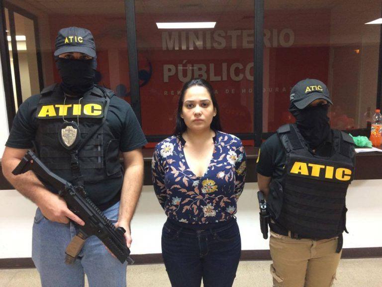 Rechazan excarcelación a esposa del narcotraficante Wilter Blanco