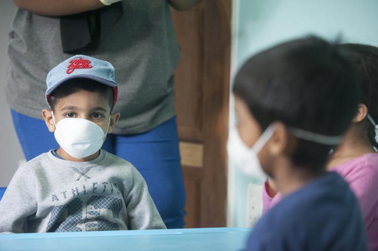 Cifras del coronavirus| Los niños tienen cien veces más carga viral que un adulto