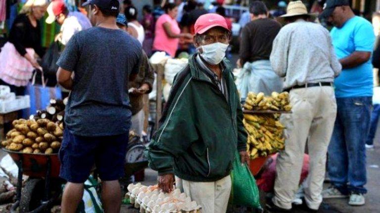 BCH: Economía de Honduras se contrajo un 9,4 % en cinco meses