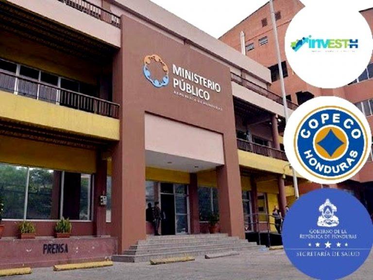 Compras por COVID-19: MP amplía investigación en La Ceiba y El Progreso