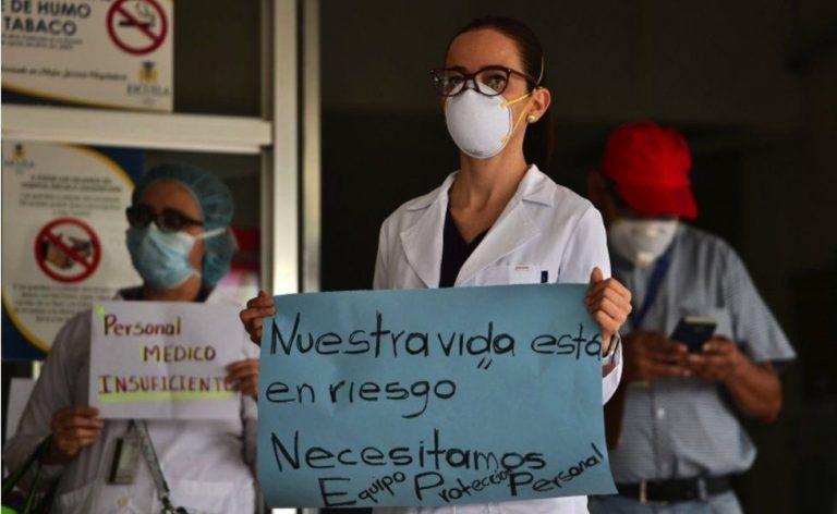 Honduras, entre los peores calificados en manejo de la crisis de COVID-19