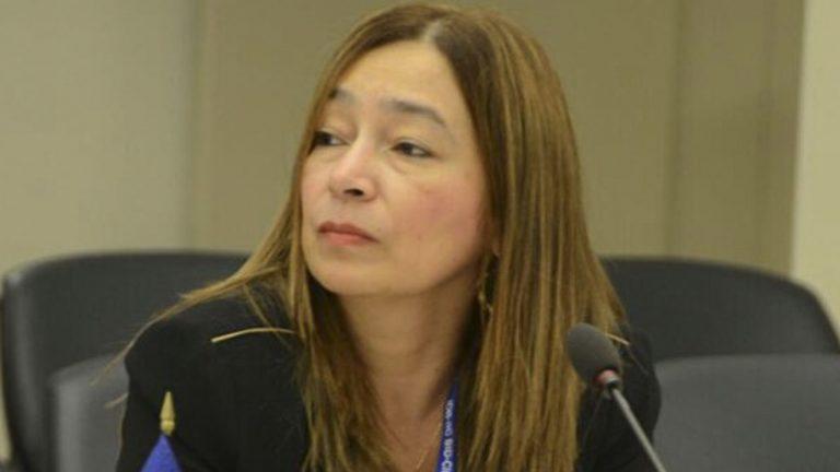 Rocío Tábora, ministra de Finanzas, declara hoy sobre caso «hospitales móviles»