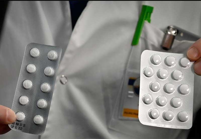 Hidroxicloroquina y azitromicina no son eficientes en pacientes COVID-19
