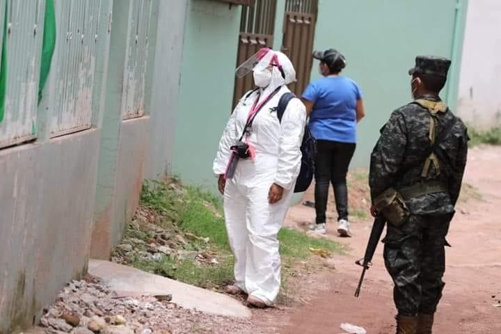 Acusan a pastor enfermo de covid-19 de hacer cultos en Valle de Aguán, Olanchito