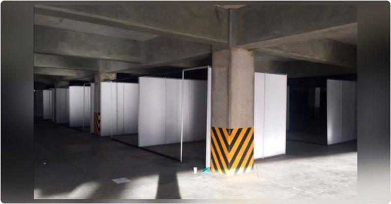 TGU: preparan nuevo centro de triaje en un recinto de adoración cristiana
