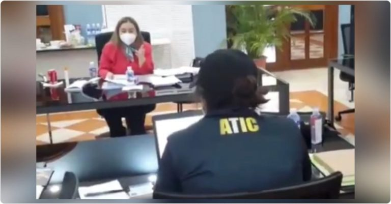 """Tábora declara en caso """"hospitales móviles""""; por ahora, no habrá más entrevistas"""