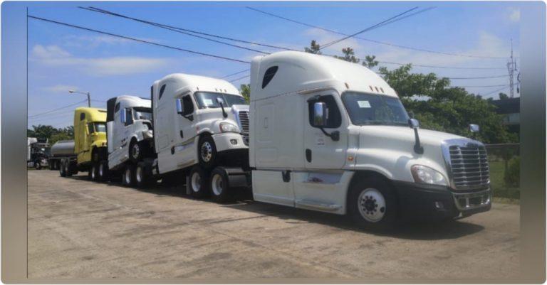 ¡Al fin! Guatemala autoriza paso de 68 transportistas hondureños varados