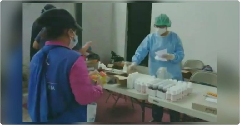 """Coordinador de triajes: """"Pacientes"""" piden más MAIZ sólo para revenderlo"""