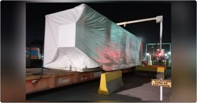 Aduanas niega intención de sacar contenedores sin revisión del MP