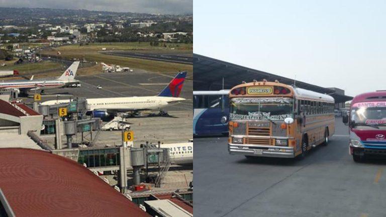 Transporte terrestre y aéreo: ¿Qué rutas estarán disponibles a partir del lunes?