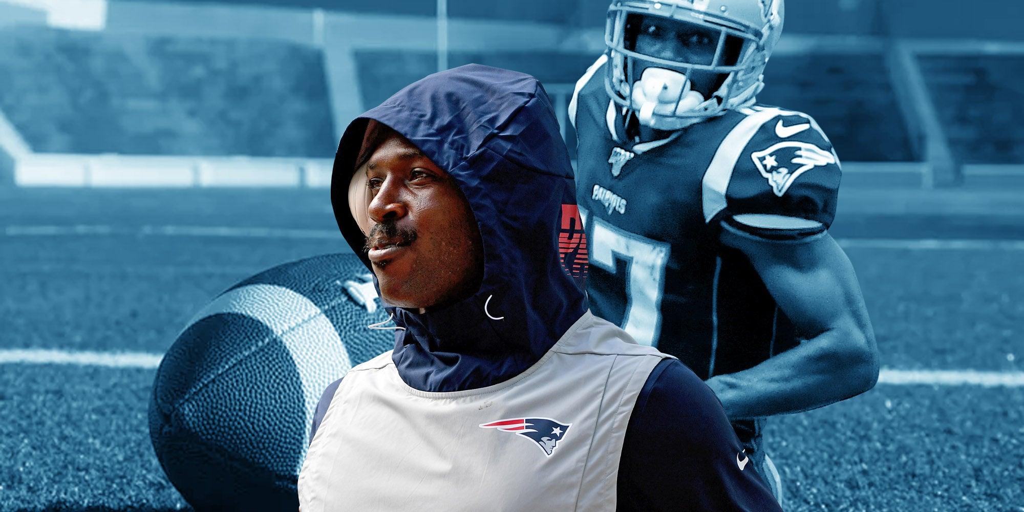 NFL: Antonio Brown suspendido 8 partidos ¿Por qué?