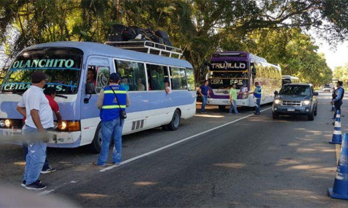 Circulación los fines de semana: ¿Transporte operará también?