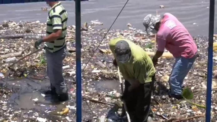 Basura de Guatemala