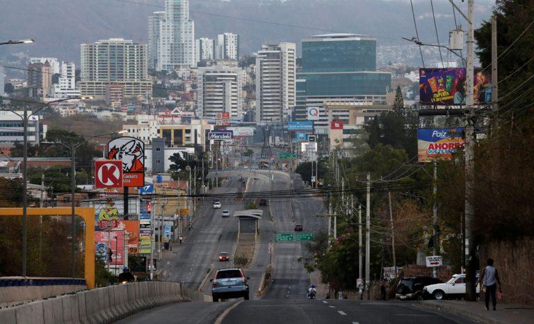 COVID-19: Hoy domingo nadie puede circular en Honduras