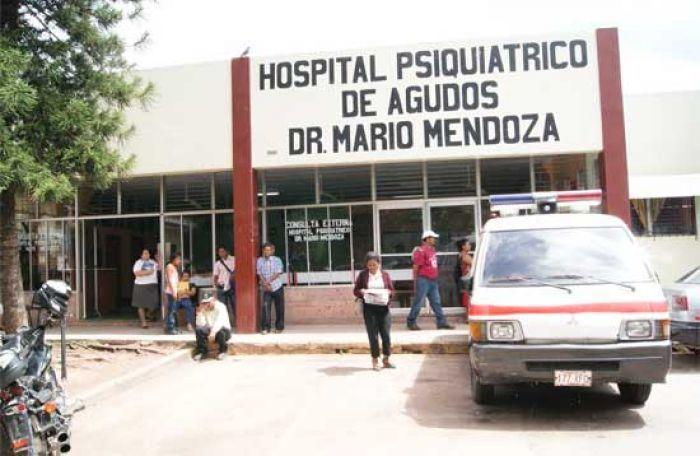 Hospitales psiquiátricos exigirán prueba PCR para ingresar pacientes