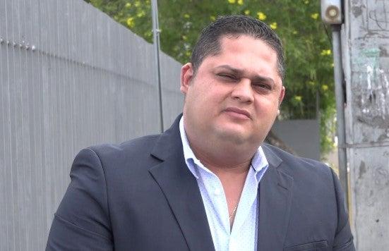 César Chirinos, integrante de la Mesa Multisectorial.