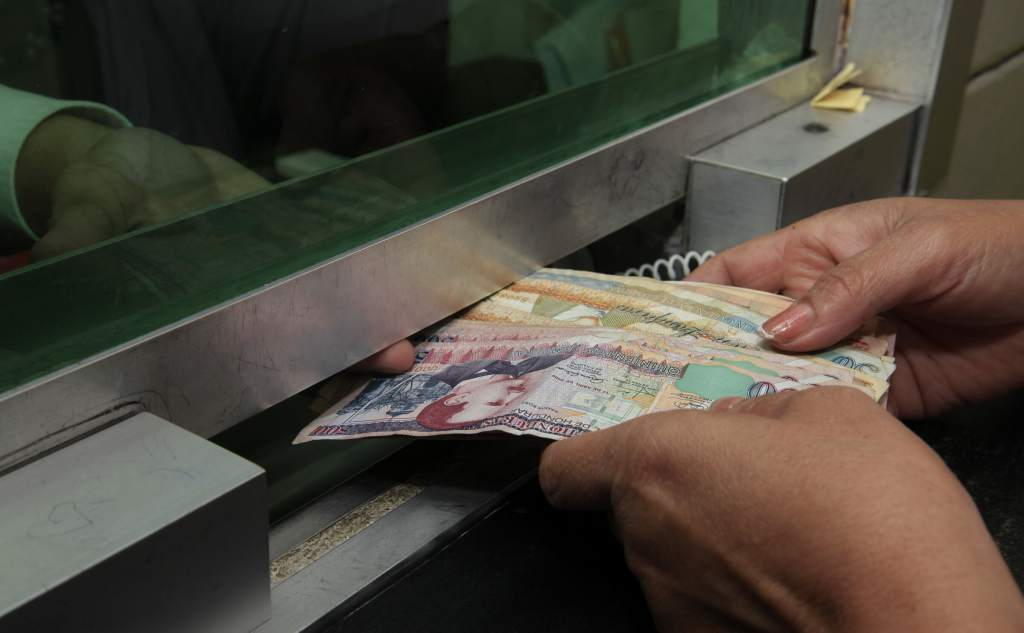 depósitos financieros