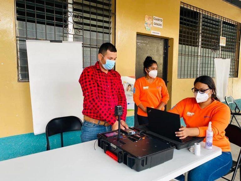 Vea horarios y ubicación: inicia enrolamiento en cinco municipios de Cortés