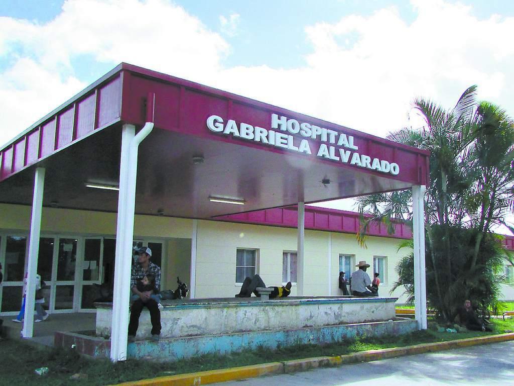 Hopital Gabriela Alvarado