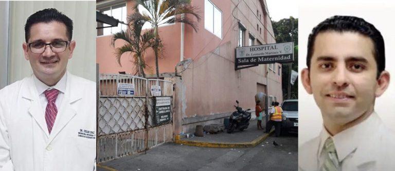 """Inventores de tratamiento """"Catracho"""" también renunciaron en el Leonardo Martínez"""