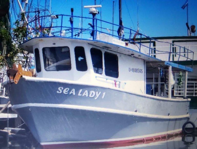 Embarcación «Sea Lady» a la deriva en alta mar por desperfectos mecánicos