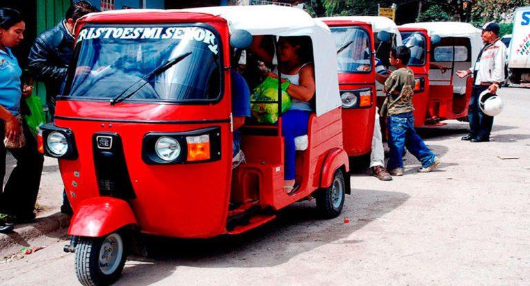 Honduras: ¿Cuál será el protocolo de bioseguridad para mototaxis?