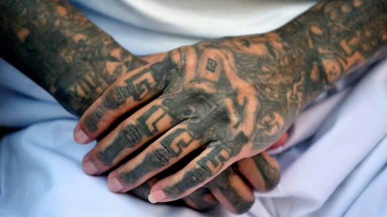 Dos mareros detenidos en EEUU son hondureños
