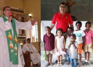 primer sacerdote que murió por COVID-19