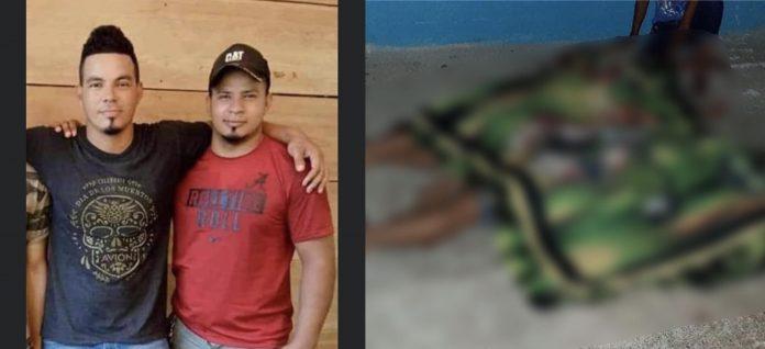 Matan a dos hermanos en La Ceiba