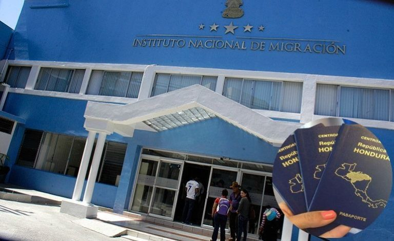 Migración cambia mecanismo de atención para trámites de pasaporte