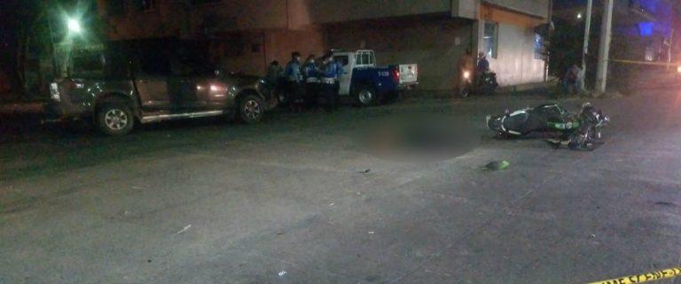 Guardia de seguridad muere al ser embestido por vehículo en SPS