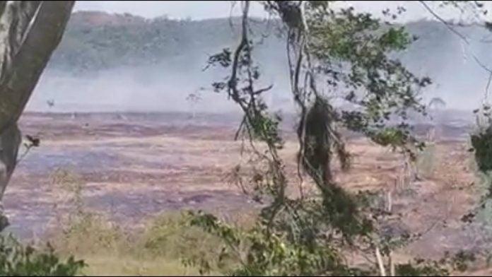 Laguna de Ticamaya