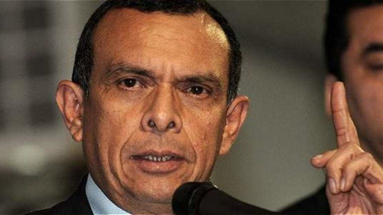 """«Pepe» Lobo a la oposición política: """"Debemos unirnos» a un solo candidato"""