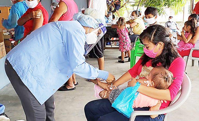 Cortés: campaña de vacunación solo alcanzó 21% de niños ¿Por qué?
