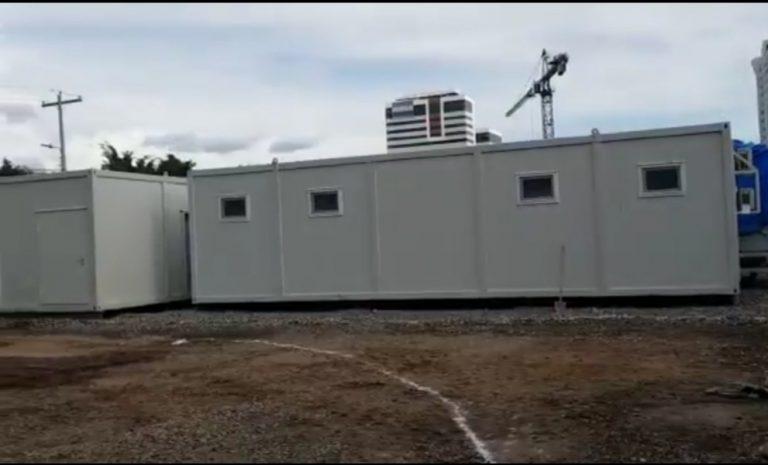 INVEST-H asegura que hospital móvil de TGU no será centro de triaje
