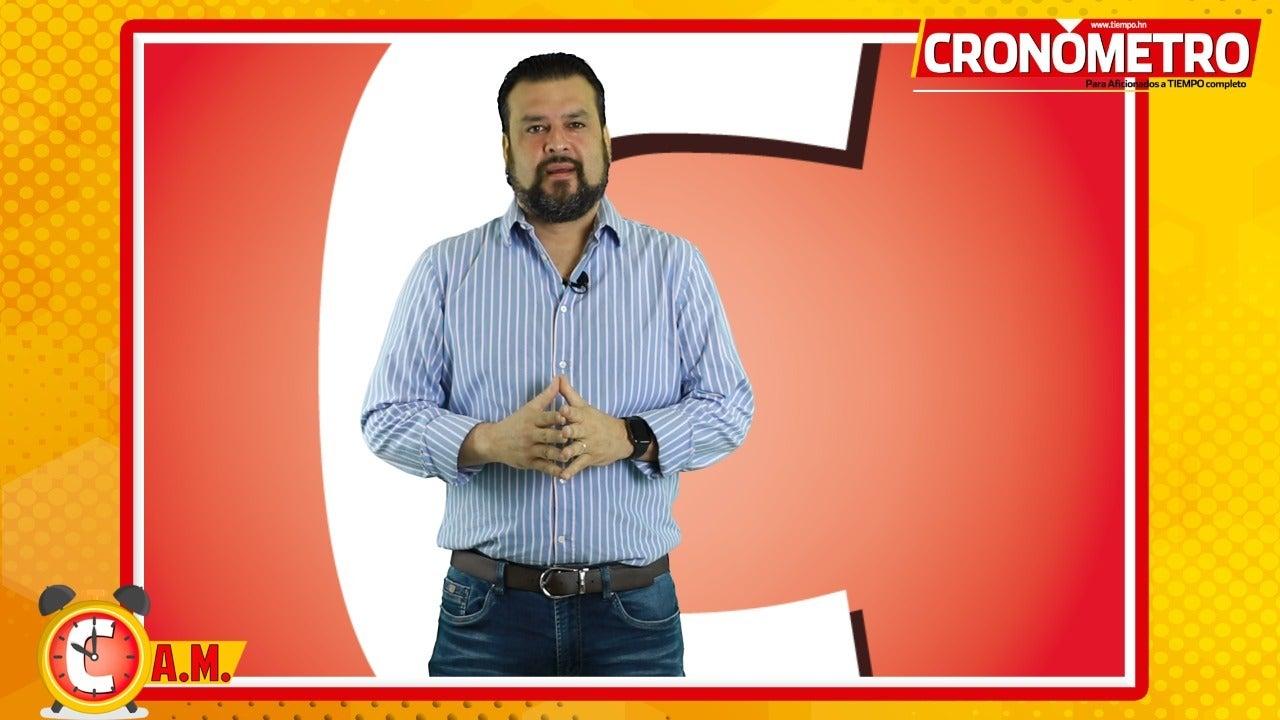 Cronómetro AM con José Jorge Villeda