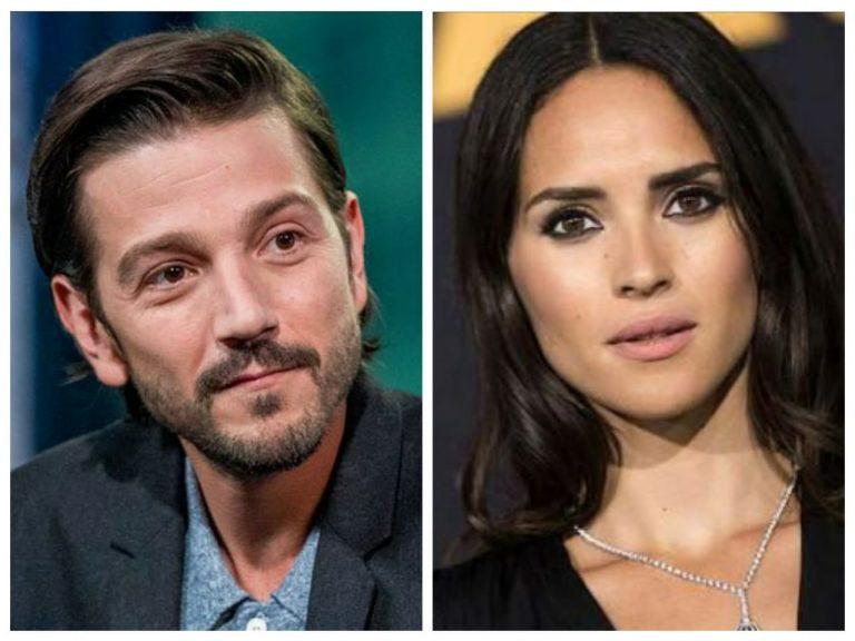 "Diego Luna e hija de Ricardo Arjona actuarán en serie de ""Star Wars"""