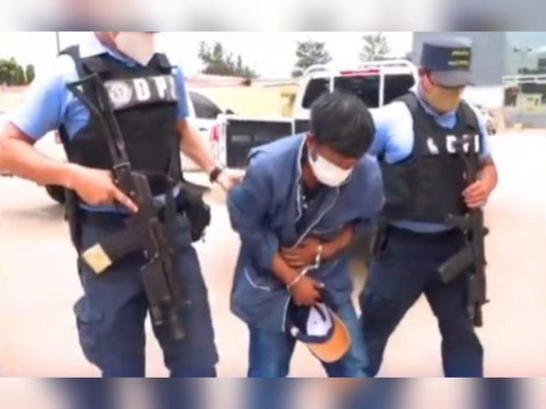 Comayagüela: capturan a presunto violador de dos menores de 11 y 8 años