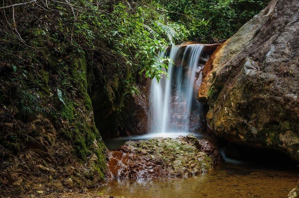 """Las bellezas naturales del Parque """"La Tigra"""" en Tegucigalpa."""