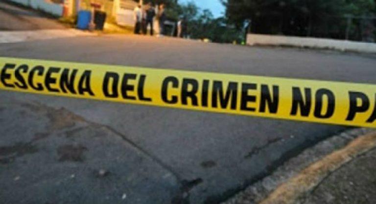 Domingo sangriento en Honduras: Al menos cuatro muertos en hechos distintos