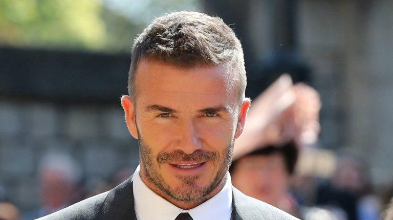 ¡WOW! David Beckham revela su cambio físico en los últimos 15 años