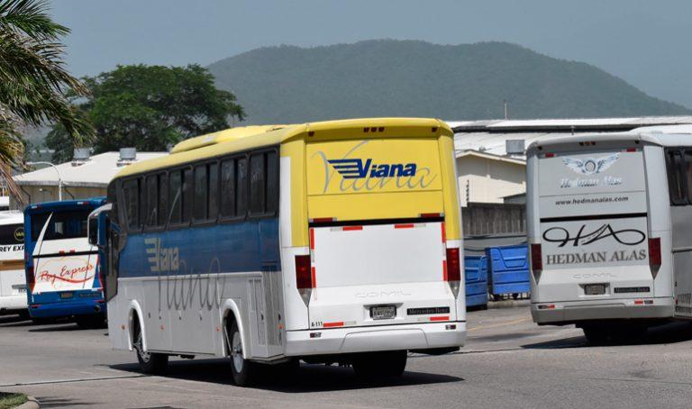 Itinerario: ¿Bajo qué rutas y horarios arranca hoy el transporte interurbano?