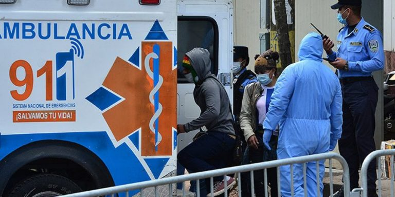 COVID-19: 512 nuevos casos y Honduras está a 21 de los 50 mil